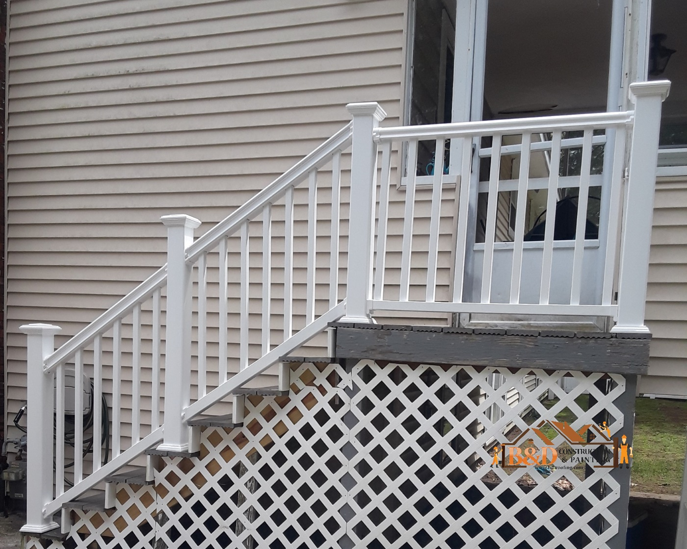 Railings Installation